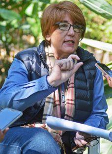 María Isabel Campos Goenaga, directora del Centro INAH Morelos.