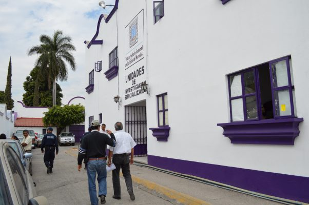 Desmiente Fiscalía saqueo de local comercial