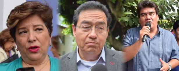Desea clase política un Morelos de paz