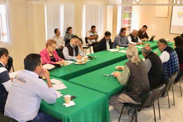Se integra INAH a Unidos por Morelos