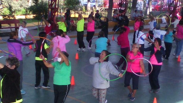 Activación física para evitar males