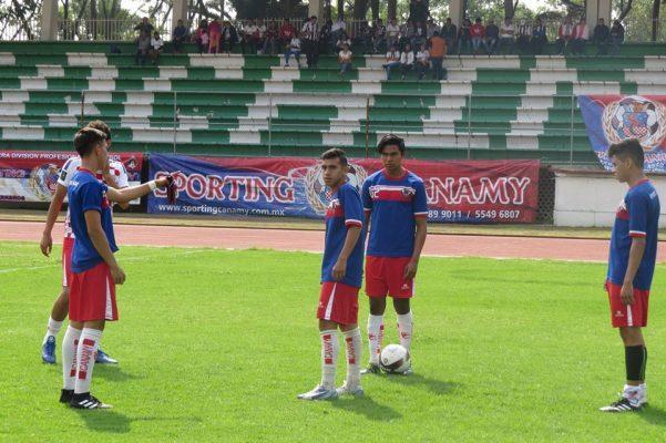 Sporting Canamy repite en casa ante Cruz Azul