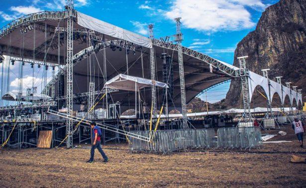 En riesgo, la continuidad del festival de Chalcatzingo