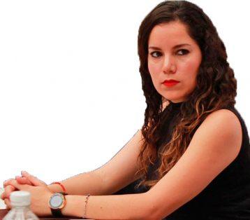 Denisse Arizmendi presentó la denuncia ante la Fiscalía. Foto de Archivo