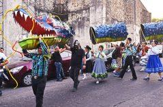Alegran las calles de Cuernavaca