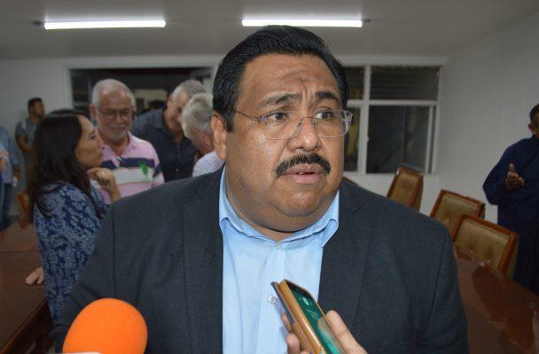 Renunciaré en marzo, reitera Raúl Tadeo Nava