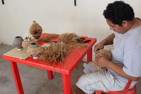 Modernizan las artesanía