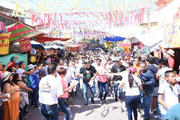Presume Yautepec 400 mil visitantes