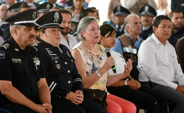 Reconstruye Morelos confianza en seguridad: Ejecutivo