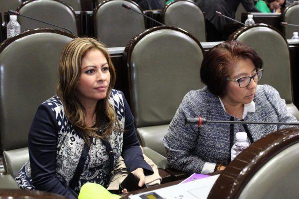 Promueve Lucía Meza exhorto a la ASF para fiscalizar recursos para damnificados del 19S