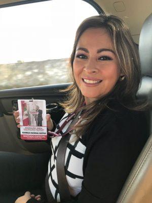 [VIDEO] Lucía Meza y Radames Salazar, precandidatos al Senado por Morelos
