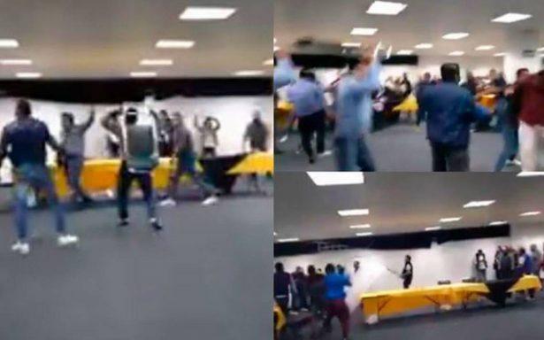[VIDEO] Perredistas se pelean en Consejo Nacional por candidaturas