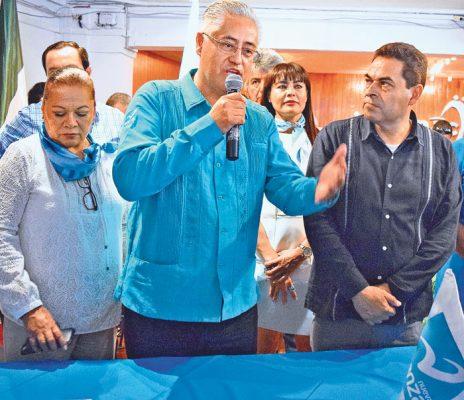 Aquí estoy, a pesar de la persecución política en mi contra: Vera Jiménez