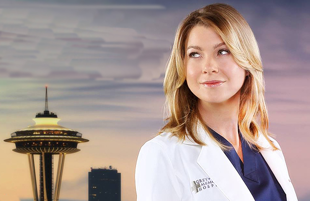 Las grandes complicaciones de grabar la serie Grey's Anatomy