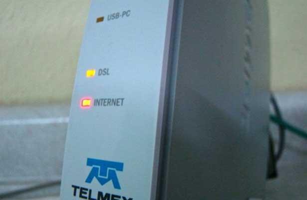Trabaja Telmex para restablecer el servicio