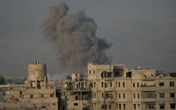 Ataque aéreo turco mata a 36 combatientes pro sirios