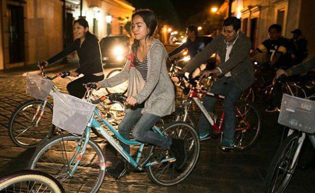 En la República Mexica se celebra así el Bicentenario de la Bicicleta