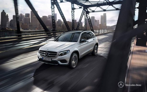 Mercedes- Benz GLC, listo para la aventura