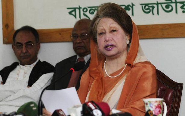 Líder opositora de Bangladesh condenada a prisión por corrupción