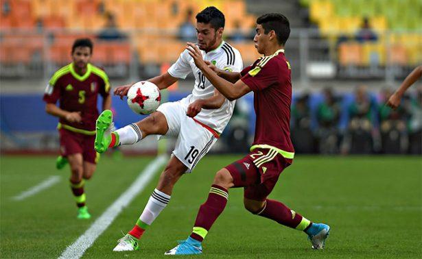 """""""Tri"""" sub 20 pierde 0-1 con Venezuela, pero avanza a octavos"""