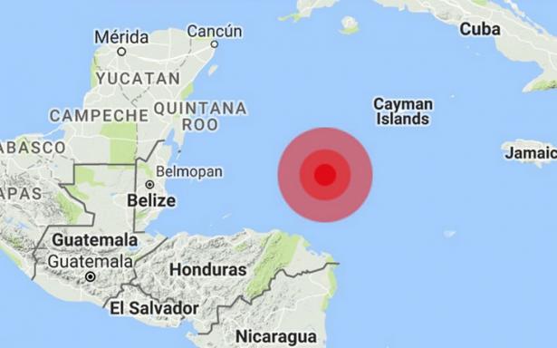 Sismo de 7.8 se registra en Honduras; se sintió en Quintana Roo