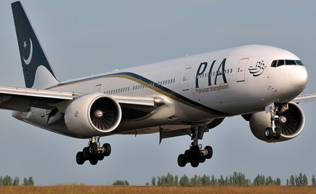 Aerolínea paquistaní prohibe que sus empleados con sobrepeso aborden vuelos