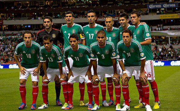 México enfrentará a Paraguay previo a Copa Oro 2017