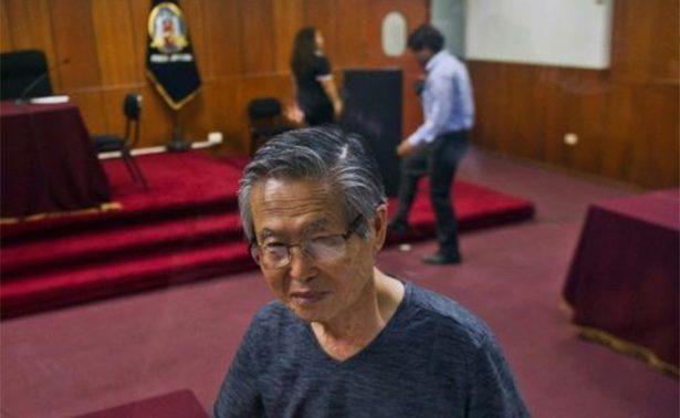 Keiko Fujimori asegura que su padre saldrá pronto de la cárcel