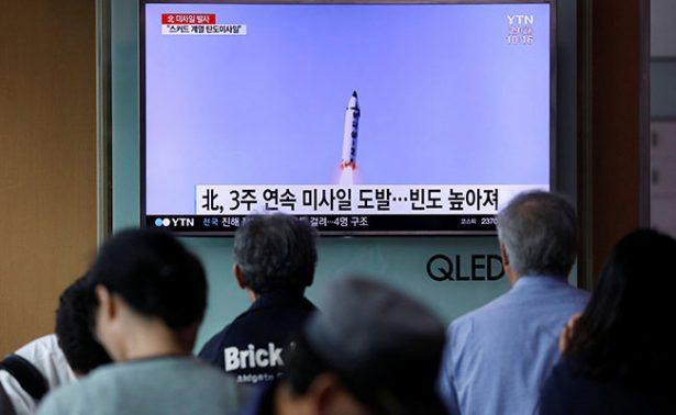 China pide a Corea del Norte abrir diálogo tras prueba con misil