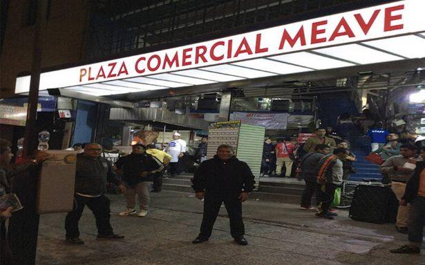 Atacaron a personas inocentes en Plaza Meave: Félix Trejo