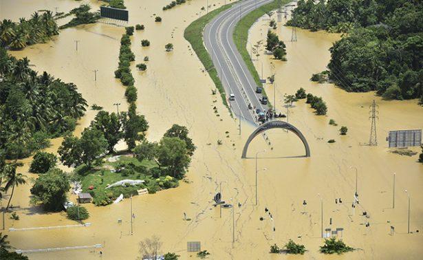 Asciende a 200 el número de muertos tras tempestad en Sri Lanka