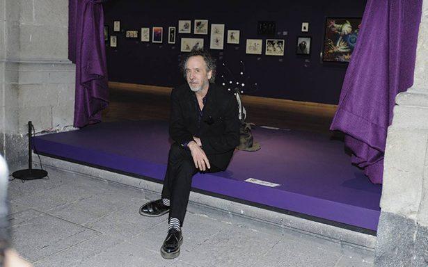 Tim Burton, su extraño mundo y su pasión por México