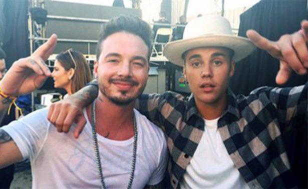 J Balvin tiene planes de colaborar de nuevo con Justin Bieber