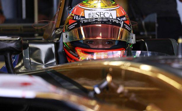 Esteban Gutiérrez, a la IndyCar