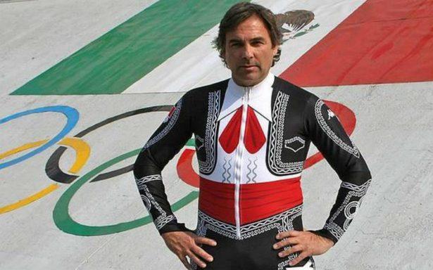 El príncipe que pasó a la historia como máximo representante mexicano en justas invernales