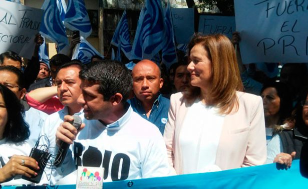 Margarita Zavala anuncia si renuncia o no al PAN