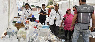 IMSS habilita sitio para búsqueda de heridos en sus hospitales
