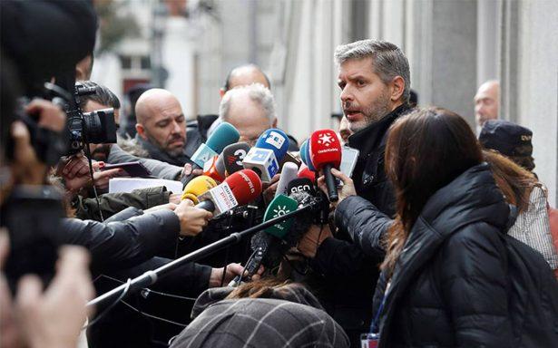 Rechaza Tribunal Supremo español liberar a exvicepresidente catalán