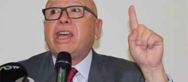 Incumple Pastor Medrano ante juez, se dijo enfermo