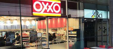 Oxxo estrena su primer tienda en Santiago de Chile