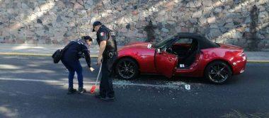 A balazos atacan a conductora de radio en Zapopan