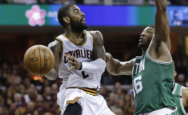 Los Cavaliers de Cleveland le ganan 112-99 a los Celtics de Boston
