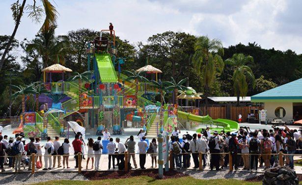 Todo lo que debes saber sobre Six Flags Hurricane Harbor Oaxtepec
