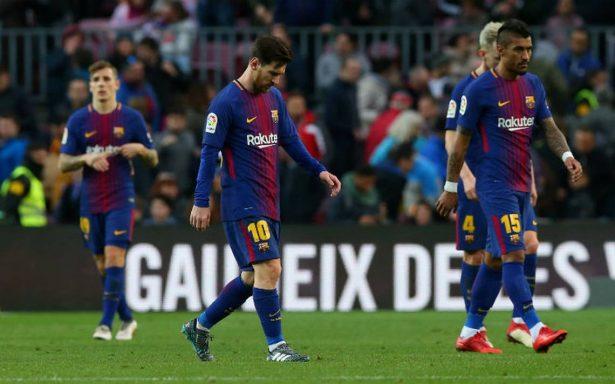 """Getafe se pone """"gallo"""" y le saca un importante empate al Barça"""