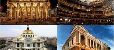 Conoce los 10 teatros más emblemáticos de México