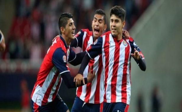 Chivas, a disputar su octava final de liga