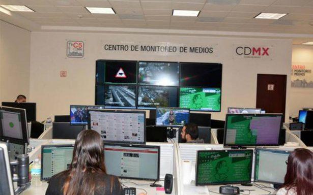 Gobierno capitalino compra equipo de videovigilancia a empresa sospechosa