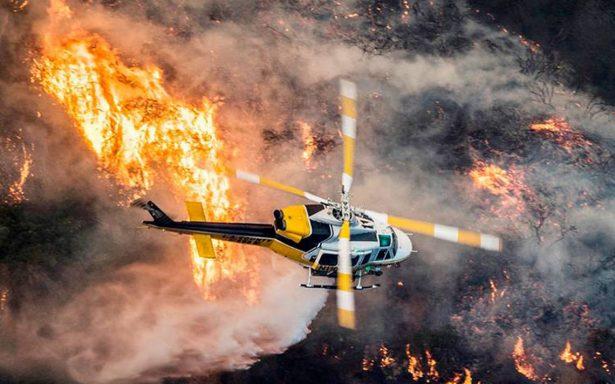 Incendios forestales en Los Ángeles arrasan con mansiones de millonarios y famosos