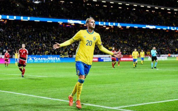 Suecia golea Luxemburgo y pone al borde del KO a Holanda