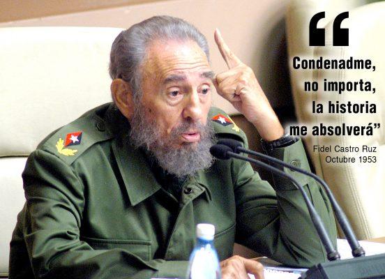 La última reflexión de Fidel Castro